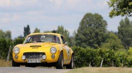 6eme Bordeaux Sud Ouest - Lancia Zagato