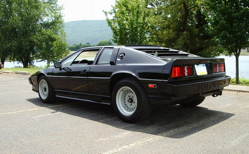Lotus Esprit Turbo S3 1984