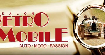 Retromobile 2013