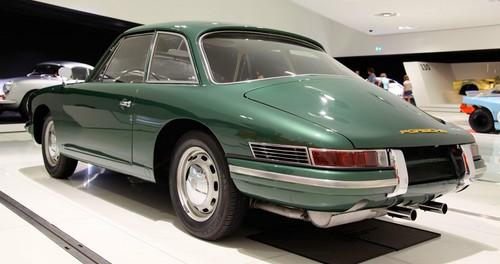 Proto T7 de la Porsche 911 à Retromobile