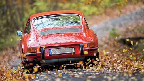 50 ans Porsche 911