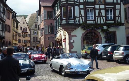 38eme meeting international Porsche 356