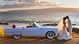 Louer sa voiture de collection pour un mariage
