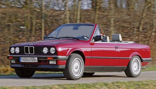 BMW cabriolet 325i