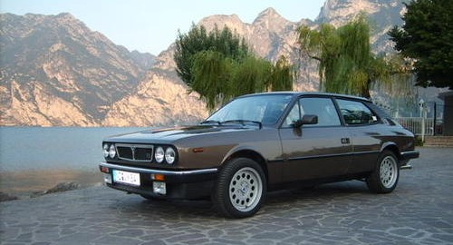Lancia Beta HPE Volumex