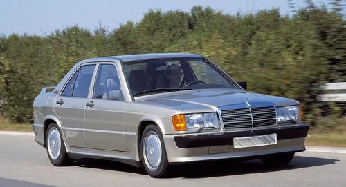 Mercedes 190 E 2.3 16