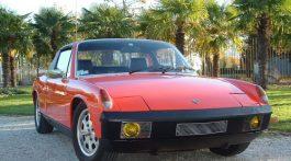 Porsche 914 de 1973