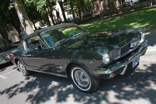 Ford Mustang 1966 Fastback