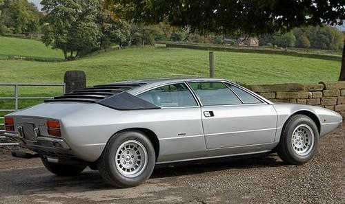 Lamborghini Urraco L Italienne Oubli 233 E