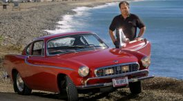 L'increvable Volvo P1800 d'Irv Gordon
