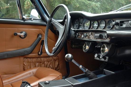 Intérieur Volvo 1800 ES