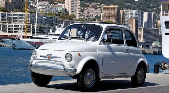 Cinquecento Rainier de Monaco