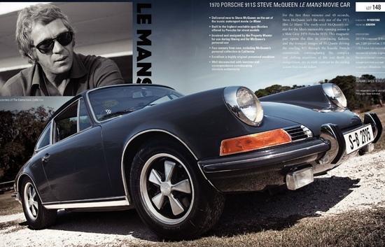 911 McQueen LeMans