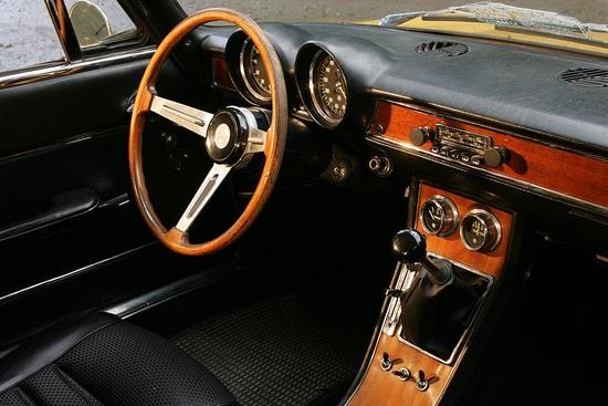Intérieur Alfa GT Veloce 1750
