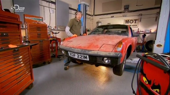 Wheeler Dealers Porsche 914