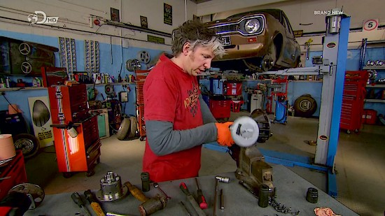 Wheeler Dealers - Edd China