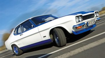 Ford Capri RS2600