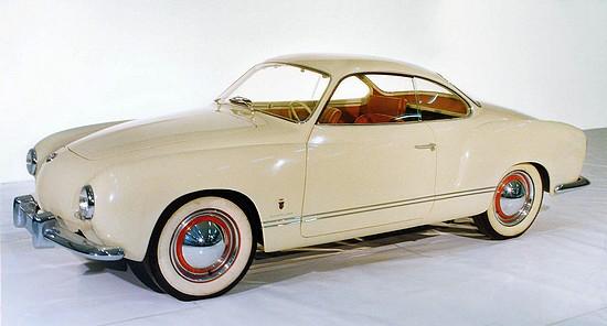 Karmann-Ghia prototype 1953