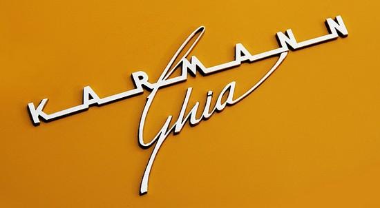 Logo Karmann Ghia