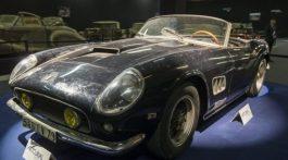 Ferrari 250 GT SWB California Spyder 1961 ex- Delon