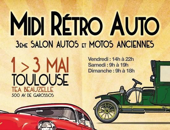 Midi Retro Auto