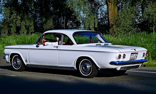 Chevrolet Corvair L Am 233 Ricaine Popu
