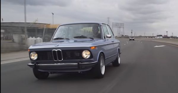 BMW 2002 daily driver