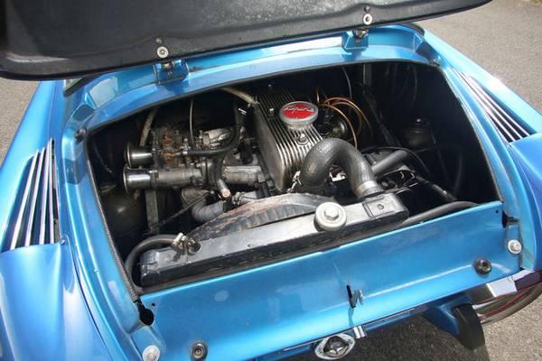 Moteur Alpine A110
