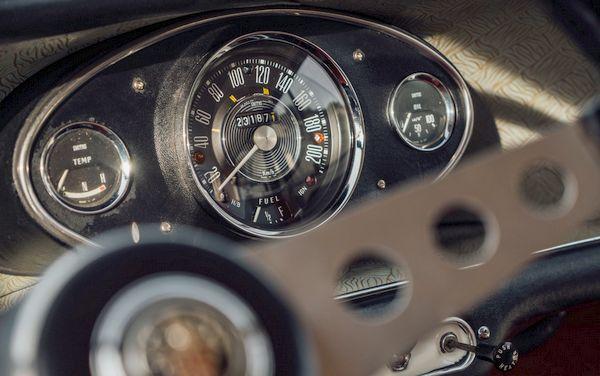 Compteur Mini Cooper S 1963