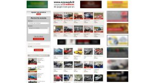 Le site d'annonces Novaweb.fr