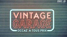 Vintage Garage RMC Découverte