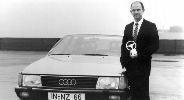 Premiers succès pour Piech chez Audi