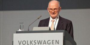 Ferdinand Piech, patron de Volkswagen