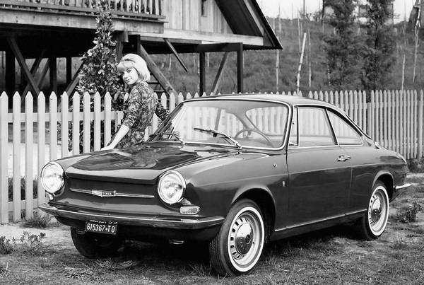 Simca 1000 Coupé