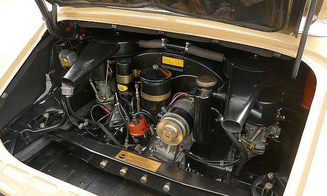 Moteur Porsche 912