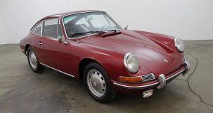 Porsche 912 vendue 29.000