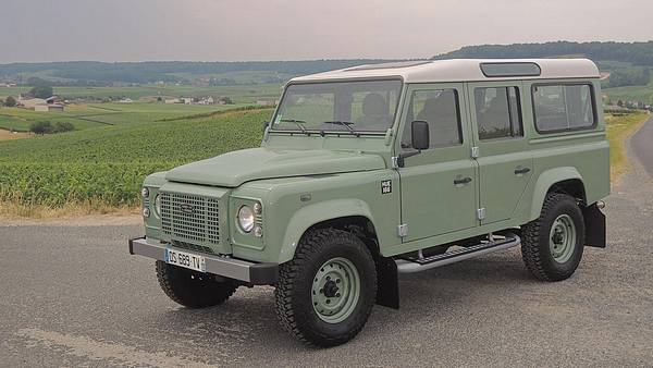 "Land Rover Serie ""Heritage"""