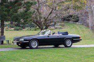 Cabriolet Jaguar XJ-S