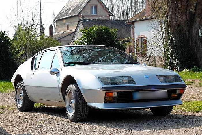 Alpine A 310 V6