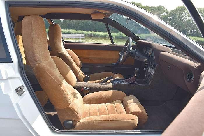 Intérieur Alpine A 310 V6