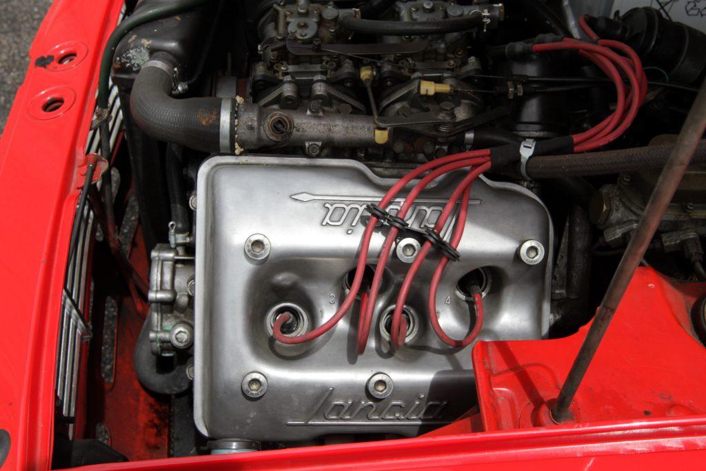 Moteur V4 Lancia