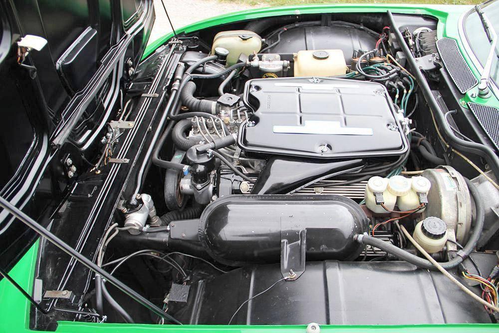 Moteur V8 Montreal