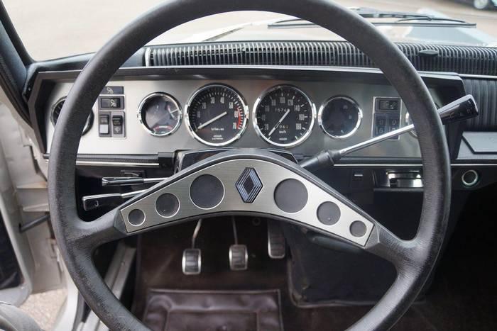Tableau de Bord Renault 16 TS