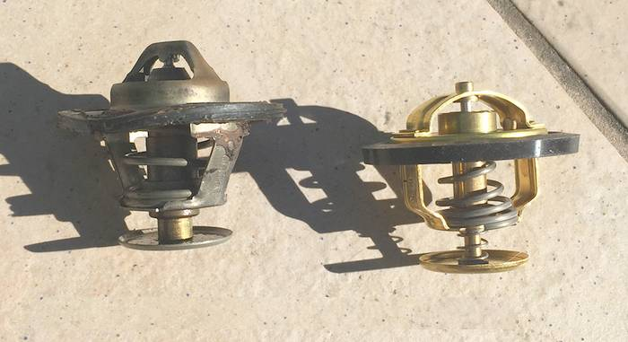 Thermostat Volvo P1800
