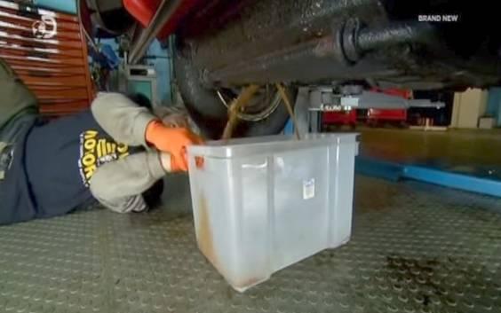 Vidange du liquide de refroidissement