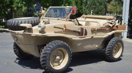 Schwimmwagen typ 166