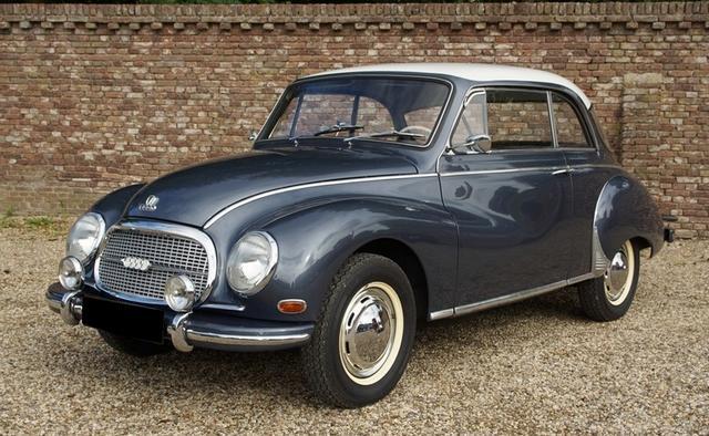 1957 DKW 3=6 Type F93 (Audi)