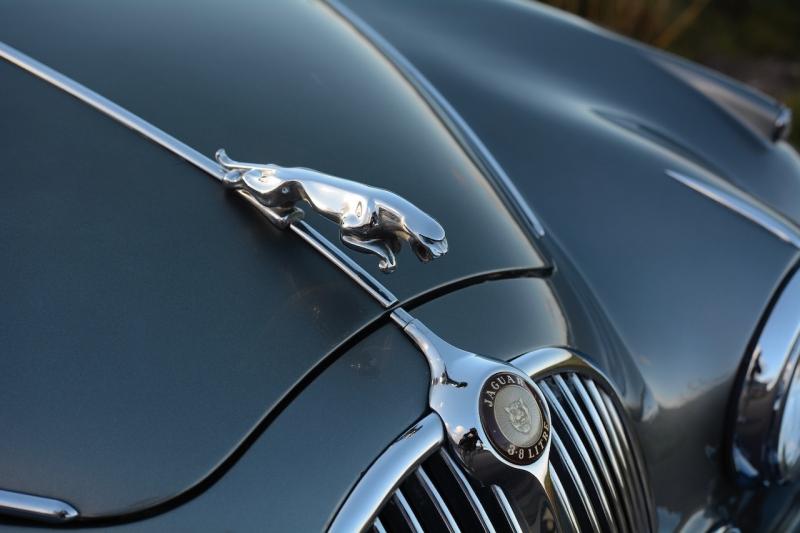 La Jaguar Mk2 reine de la route