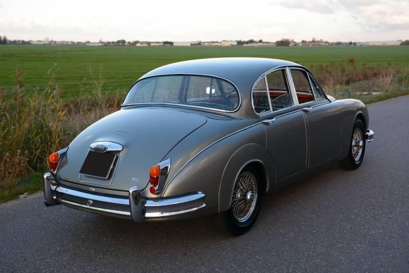 La Jaguar Mk2 3.8