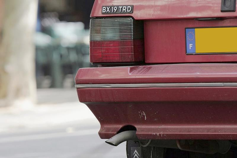 BX TRD de 1989, voiture de collection ?